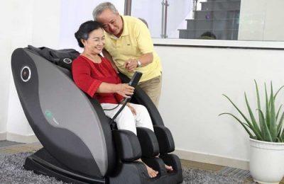 ghế massage trả góp giá rẻ
