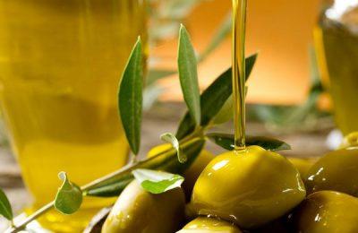 cách chăm sóc da bằng dầu oliu
