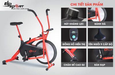 Xe đạp thể thao Elip