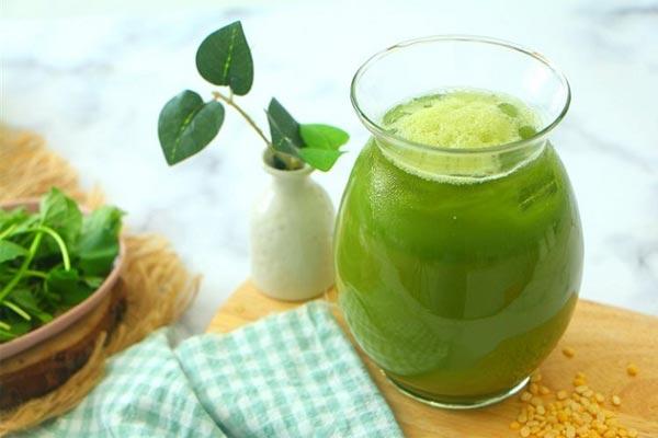 ăn rau ngót giảm cân
