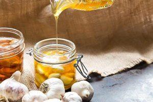 tỏi ngâm mật ong chữa dạ dày