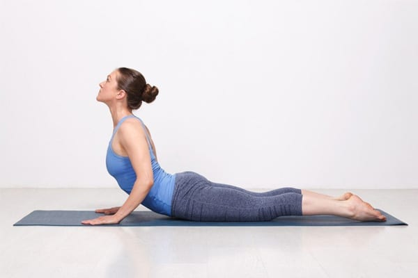 Yoga trị bệnh tiểu đường