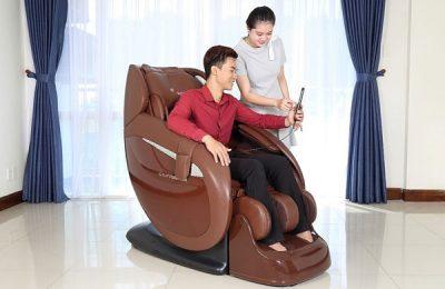 ghế massage elip của nước nào